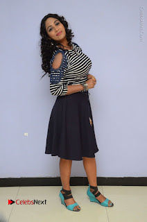 Telugu Actress Meghana Stills HBD (Hacked by Devil) Telugu Movie Audio Launch  0103.JPG