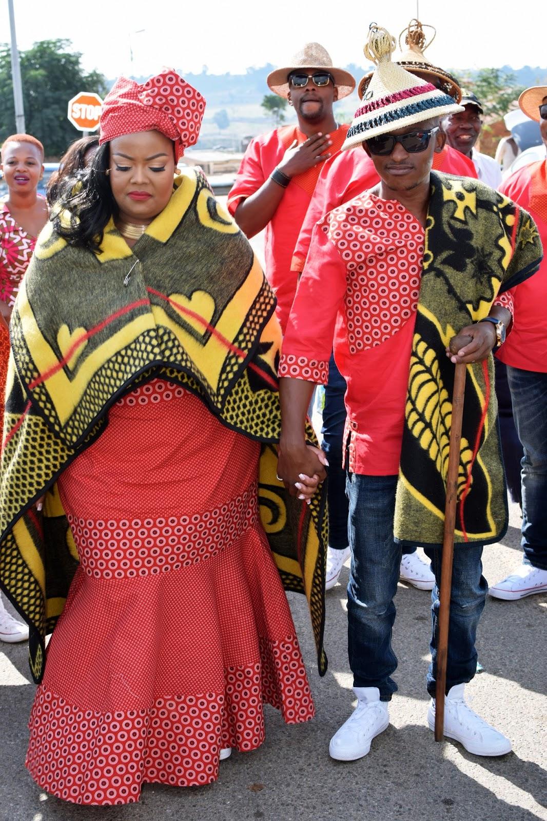 Masetshaba Motsepe Photography: Traditional Wedding Of