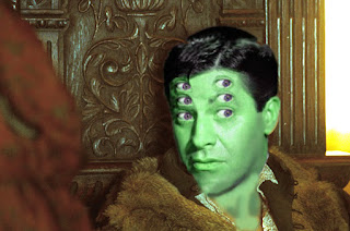 Jerry Lewis is a Martian