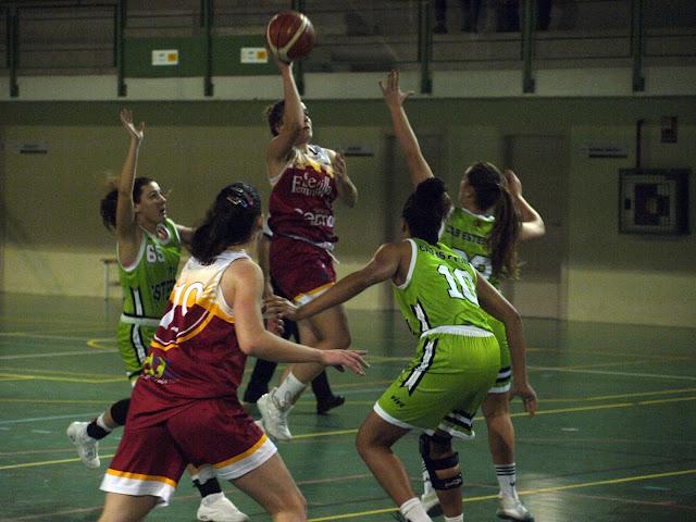 Previa Jornada 19: CAB Estepona Vs Beiman Baloncesto Sevilla Femenino