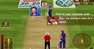 Gameloft Samsung Pro Cricket Game Free Download - livindigi
