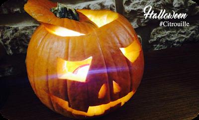 DIY Réalisation Citrouille Halloween Jack-o-Lantern