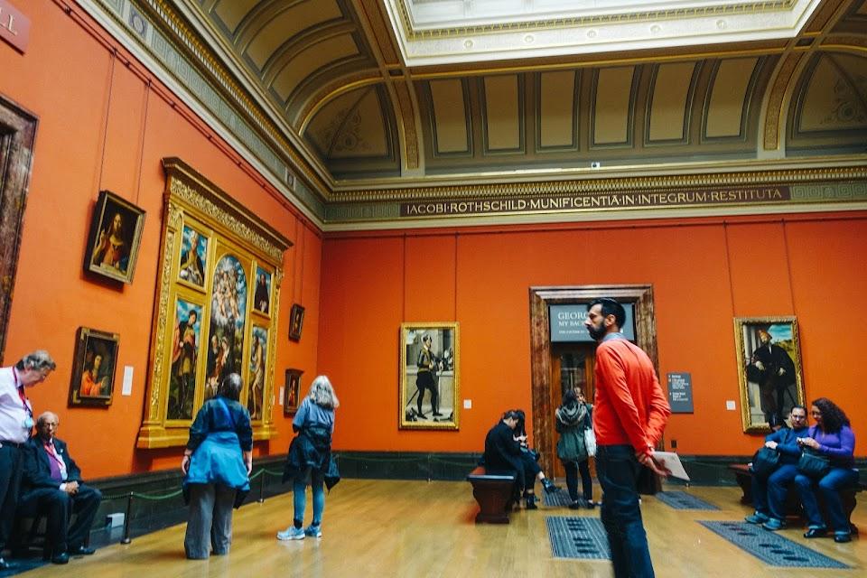 ナショナル・ギャラリー(National Gallery)