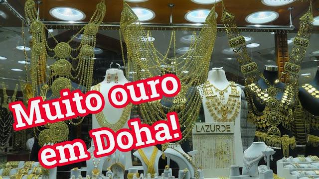 Lojas de Ouro em Doha