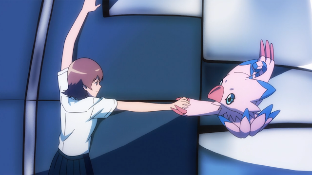 digimon adventure tri. 4 soushitsu (loss)