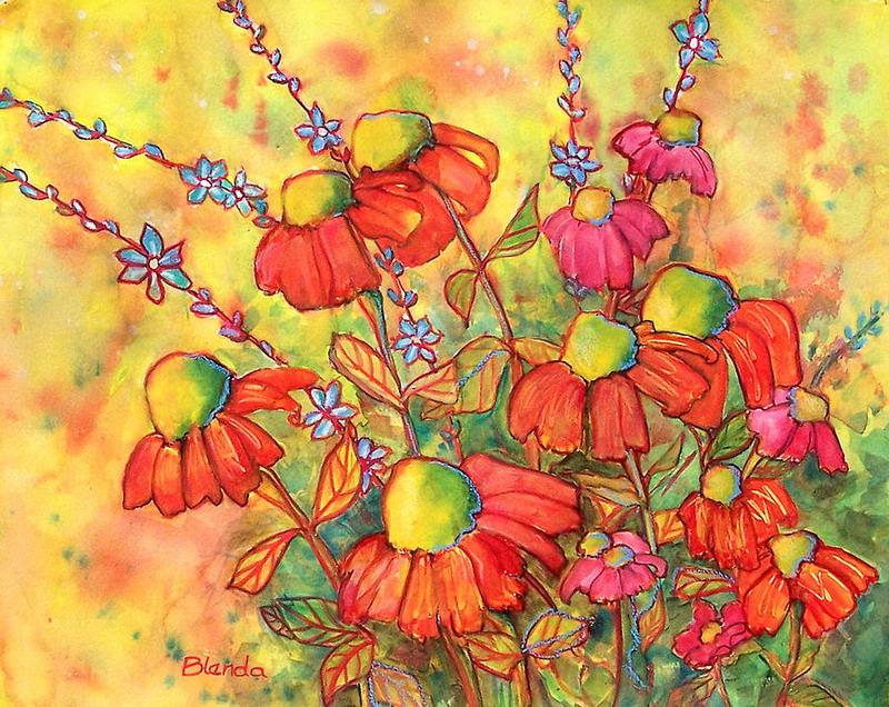bodegones con lindas flores en pintura moderna cuadros de flores lindas imagenes de flores abstractas abstractos de flores en pinturas