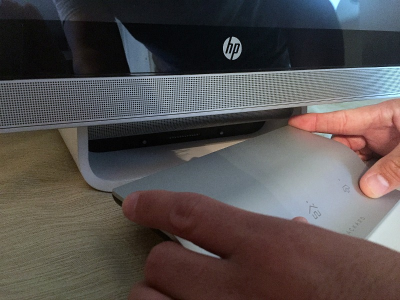 HP Sprout installation