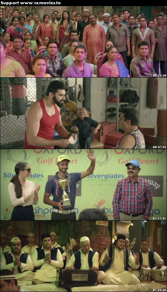 Freaky Ali 2016 Hindi 480p WEB-DL 300mb