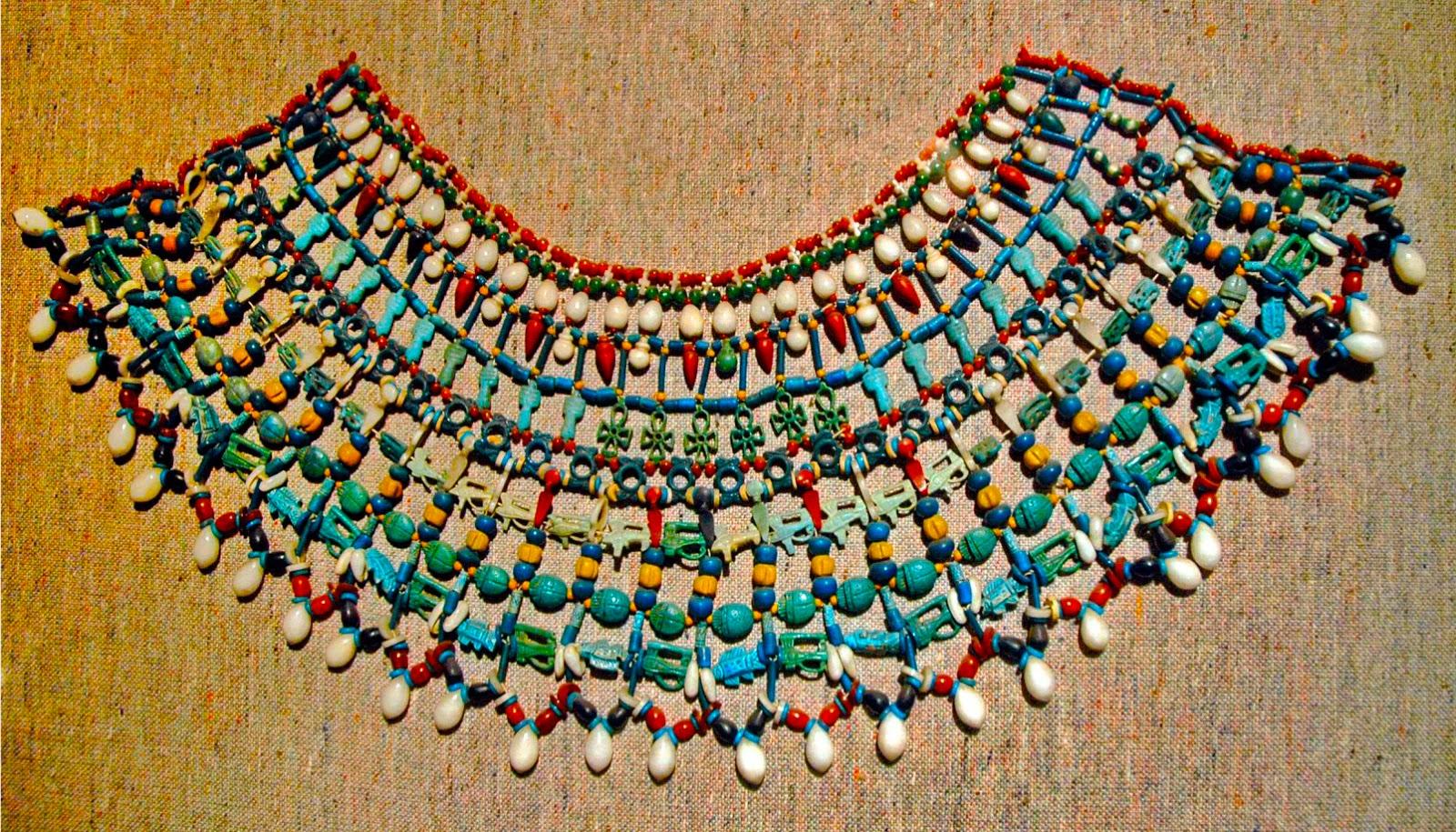 8116e9469263 El Arte de la Orfebrería y Joyería   Ornamento de faraones y reinas