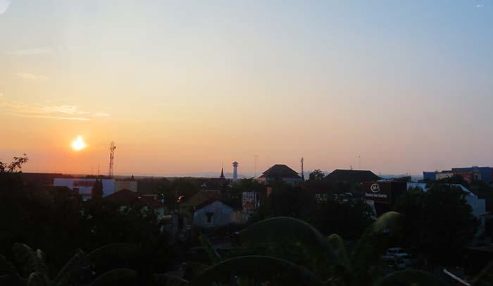 Wonogiri Sunrise