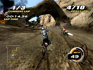 DOwnload Game Nitro Bike PS2 For PC Full Version ZGASPC