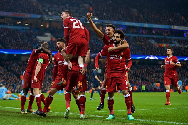 Liverpool Set To Beat Man United's £75M-A-Year Kit Deal