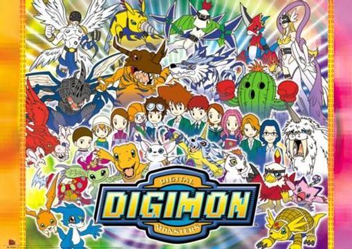 Imagenes De Dibujos Animados Digimon