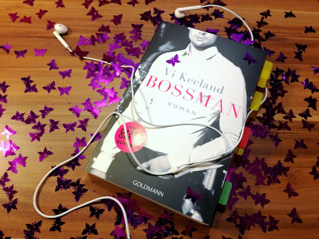 Cover von Bossman by Vi Keeland [Rezension]