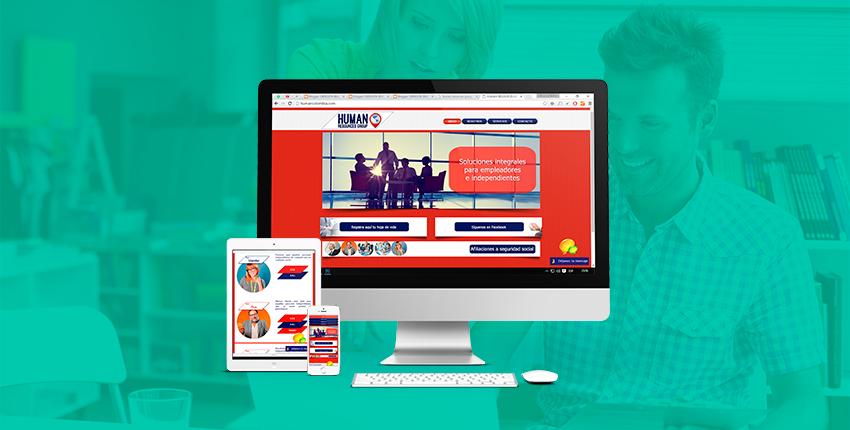 Human Resources Group Colombia Diseño Web Obregon Beat Bogota Medellin Cali Santa Marta