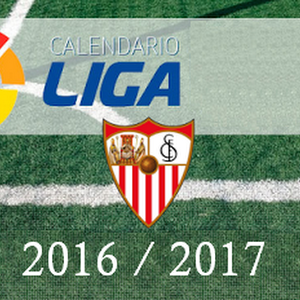 Calendario De Liga Bbva 15 16.Calendario Del Sevilla Fc Liga Bbva 2015 16 Javisfc Com