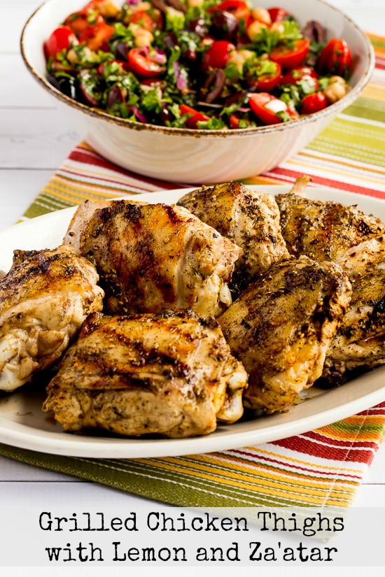 Kalyn's Kitchen®: 20 Amazing Low-Carb Grilled Chicken Recipes