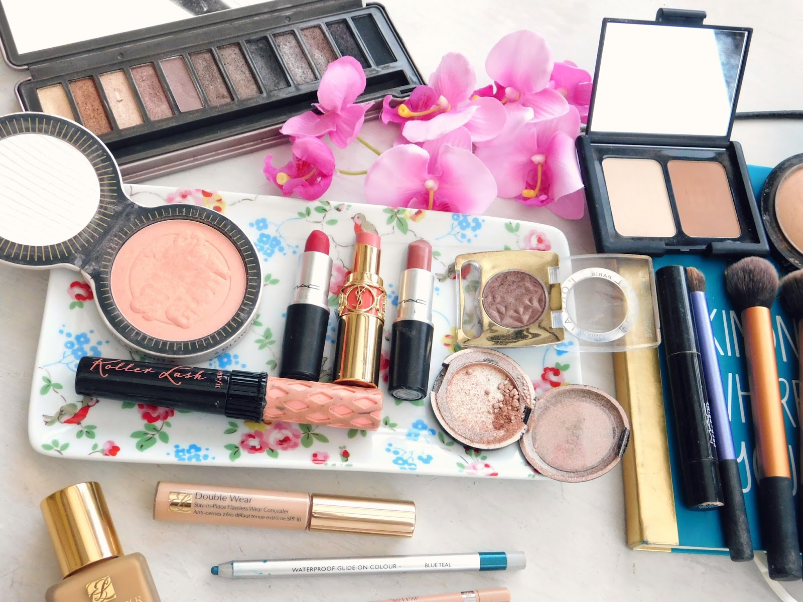 Beauty Favourites, Annual Beauty Favourites, Makeup, Beauty, Top Products, Urban Decay Favourites, Mac, YSL