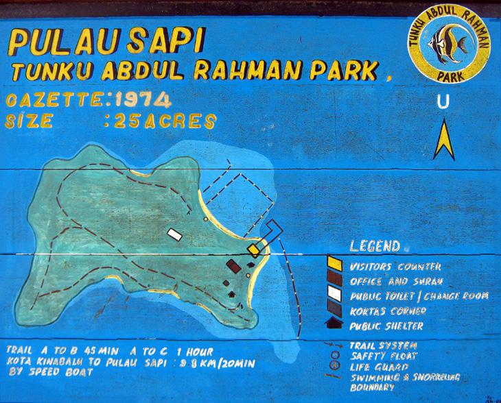 Sapi Island Day Trip