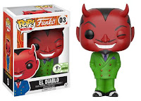 Pop! Funko: Spastik Plastik - Diablo in Green Suit  (Edición limitada a 3000 unidades).
