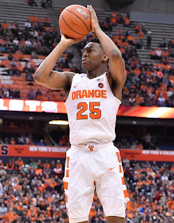 Syracuse Tyus Battle