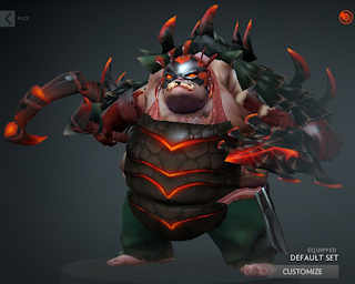 Pudge - Scavenger of Basilisk