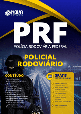 Apostila Concurso PRF 2020 Policial Rodoviário Grátis Cursos Online