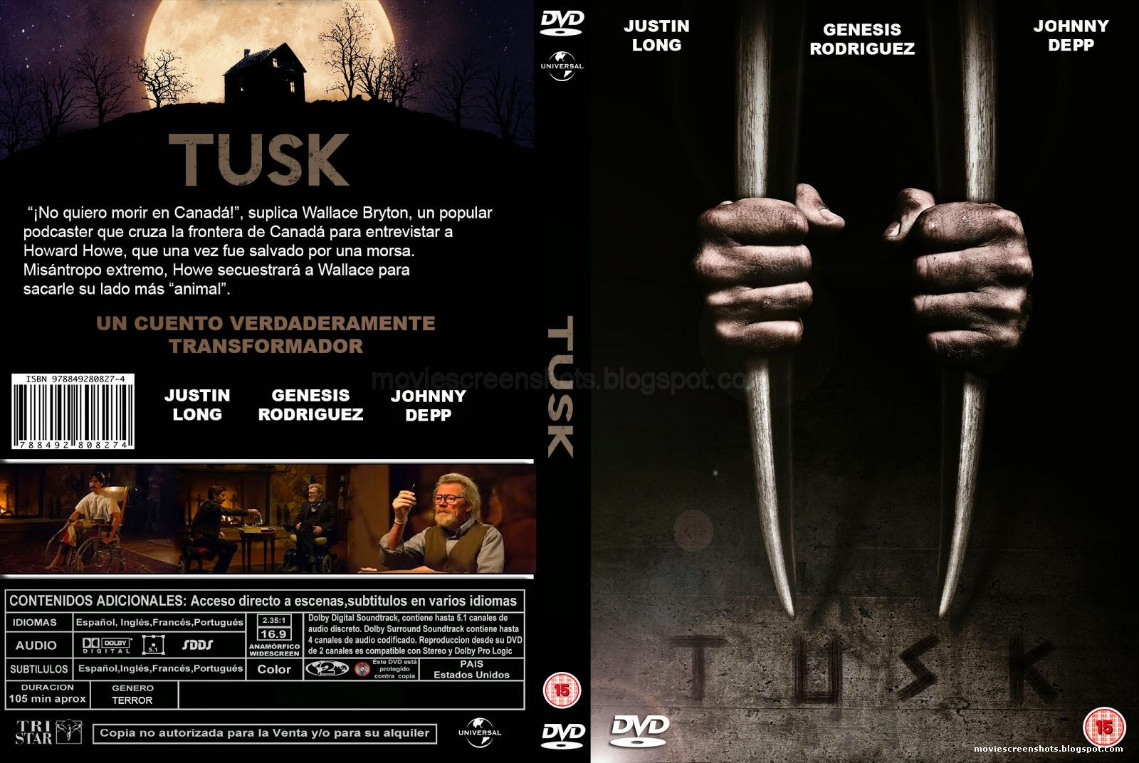 Vagebonds Movie ScreenShots Tusk 2014