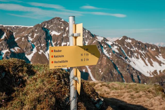 Sonnenaufgangswanderung auf den Saalkogel  Saalbach-Hinterglemm 06