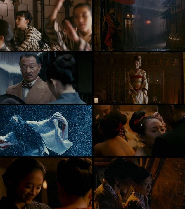 Memoirs of a Geisha 2005 Dual Audio Hindi 720p BluRay