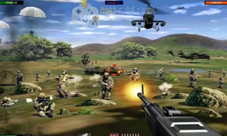 تحميل لعبة حرب الشاطئ Beach Head 2002