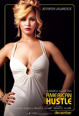 Poster American Hustle - Jennifer Lawrence