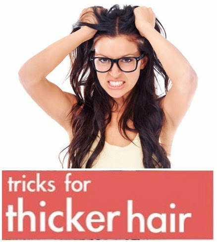 thinning hair solution:stress levels need to go down