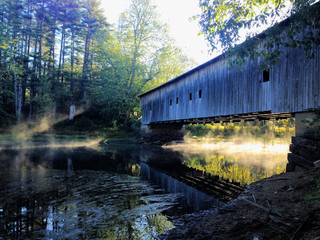 Hemlock Bridge, Fryeburg Maine