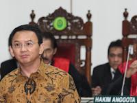 Hakim TOLAK Pertanyaan Pengacara Ahok Karena Pertanyaannya NGAWUR