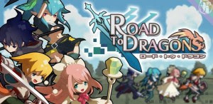 ROAD TO DRAGONS MOD APK 1.6.0.0