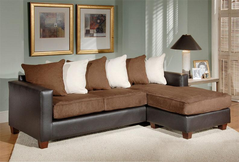 Rooms to go sofa sets living room fabric sofa sets for Leather and fabric living room sets