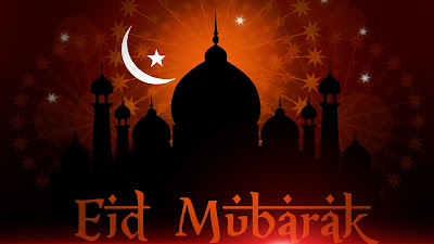 Happy Eid al adha HD Wallpaper