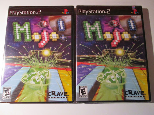 Playstation 2 Collector: Mojo! First Edition