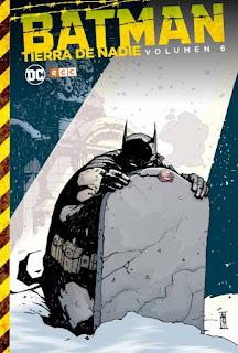 BATMAN Tierra de nadie Vol. 3