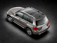 New 2012 Mercedes Benz GLK X204 Generation Refresh Official Media