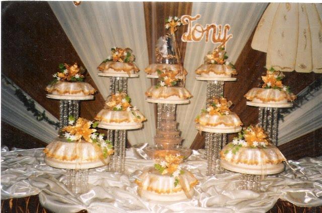 """6 Tortas Cascada: Dulceria Y Pasteleria """"My Asly"""": Junio 2011"""