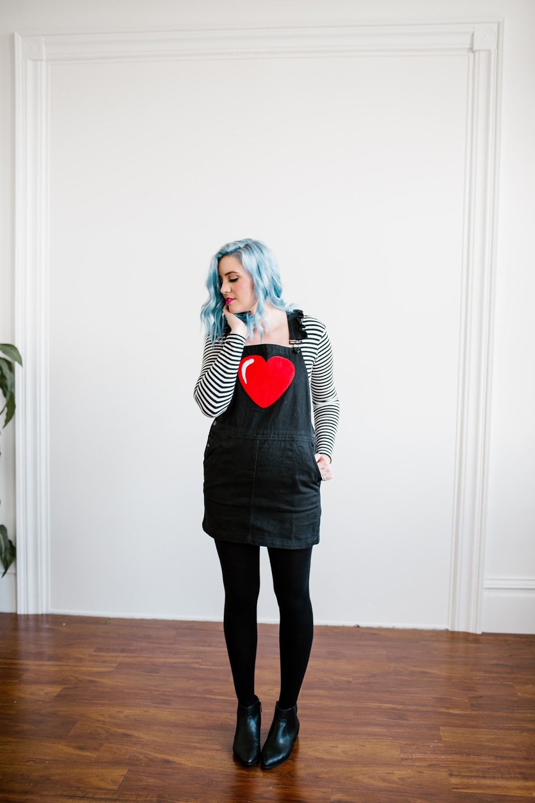 ASOS Overalls, Utah Fashion Blogger, Valentines