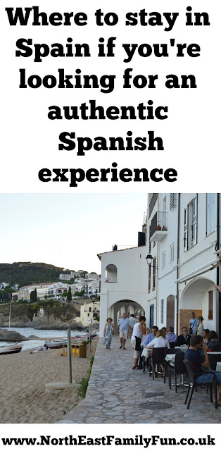 Where to stay in Spain if you're looking for an authentic Spanish experience.