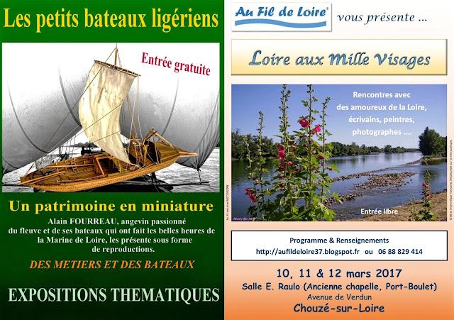 Loire aux Mille Visages association Au Fil de Loire