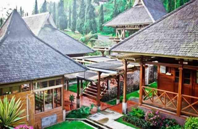 Patuha Resort Tempat melepas lelah di bandung selatan