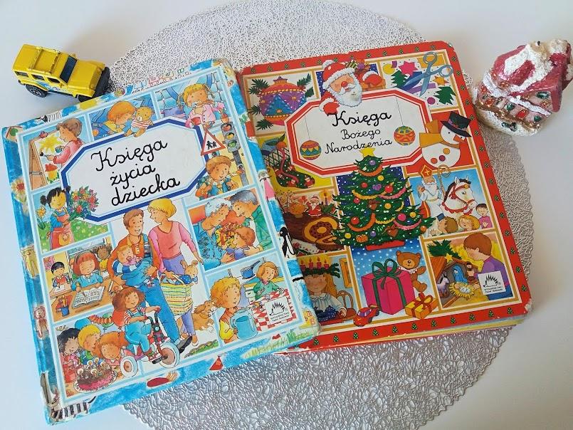 """""""Księga Bożego Narodzenia"""" oraz """"Księga życia dziecka"""" - Émilie Beaumont"""