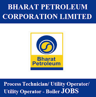 Bharat Petroleum Corporation Limited, BPCL, Maharashtra, Process Technician, Utility Operator, Graduation, freejobalert, Sarkari Naukri, Latest Jobs, bpcl logo