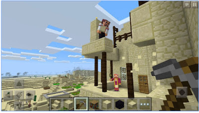 Minecraft: Pocket Edition Cracked Apk + Mod Apk