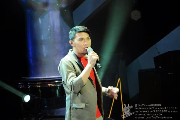 Humfrey Nicasio sings 'Happy' on 'The Voice PH'